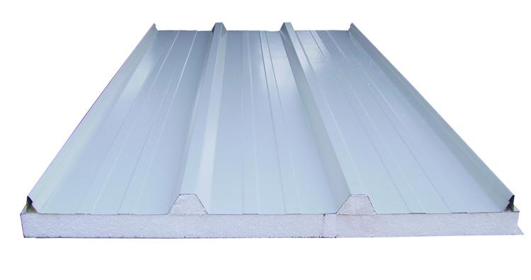 暗扣式屋面瓦楞复合板
